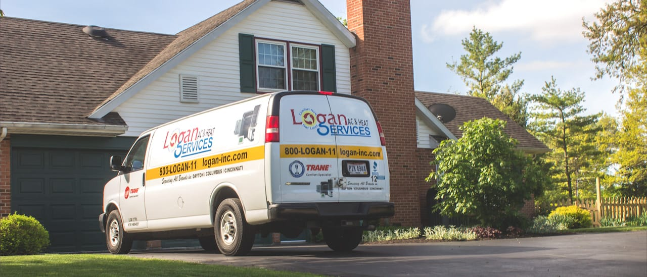 Logan Services Van