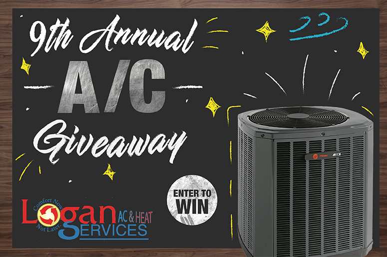 air conditioner giveaway