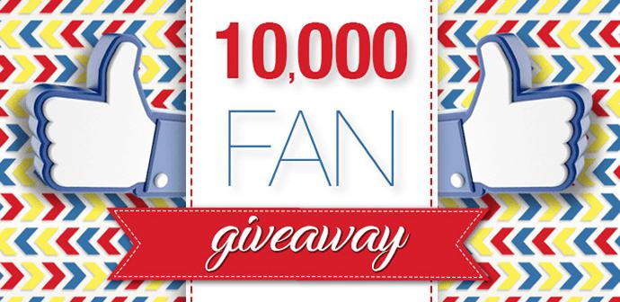 Winner Announcement 10k Facebook Fan Giveaway Logan A C