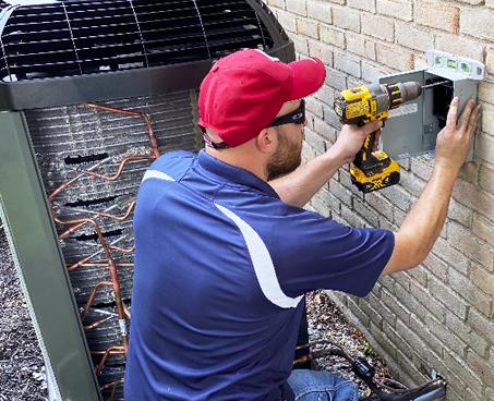 repair or replace air conditioner
