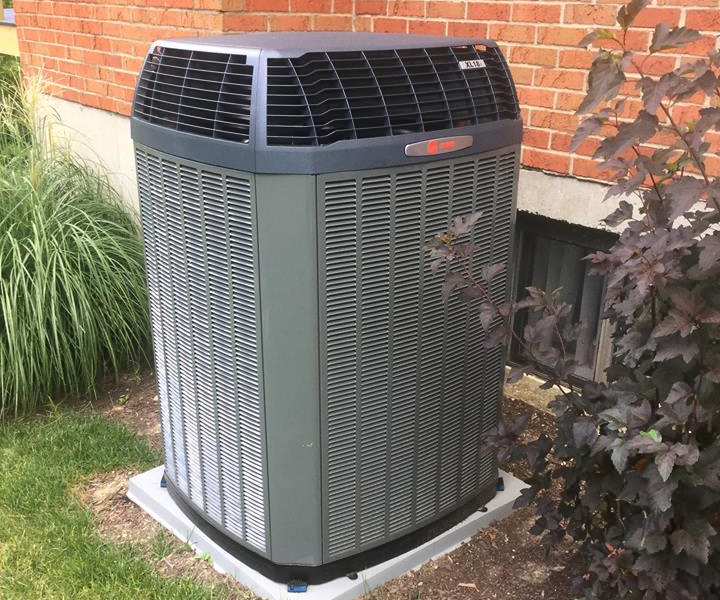 how to determine ac size