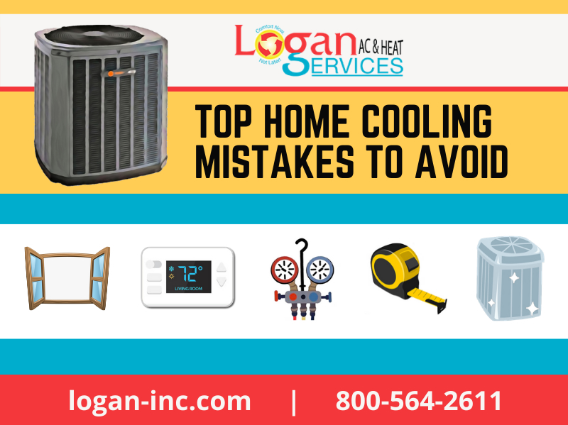 cooling mistakes to avoid