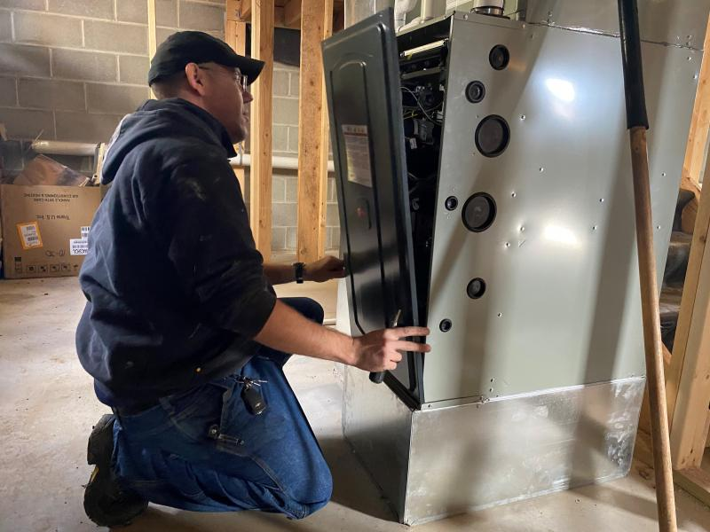 How Long Does A Furnace Installation Take?