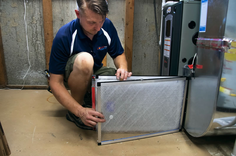 How To Replace A Perfect Air Plus Filter