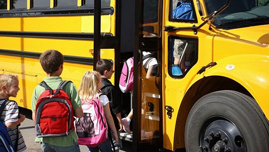 Send your kids off to school prepared for the hot weather