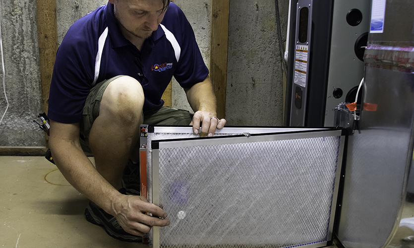 Spring Cleaning for your indoor air
