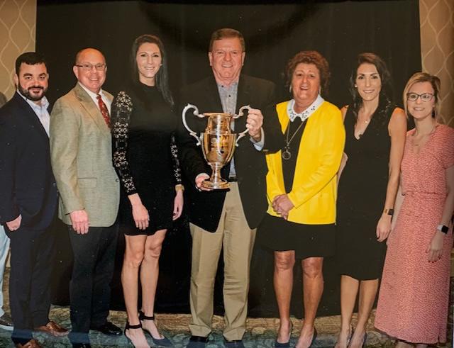 Logan Services Receives Trane Director's Cup
