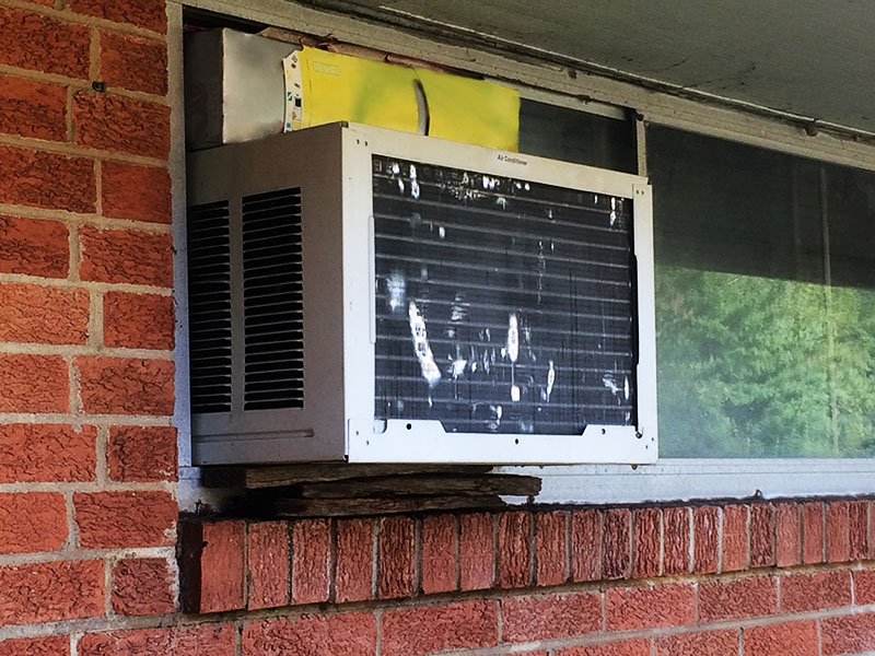 alternatives to window air conditioners