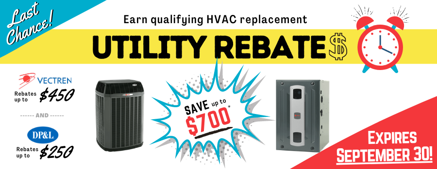 dayton hvac utility rebates