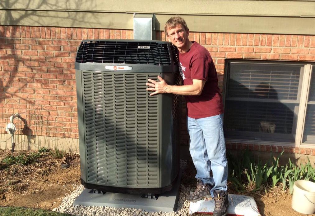 Heat Pump Replacement Service In Ohio Dayton Columbus