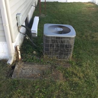 Old HVAC Beavercreek