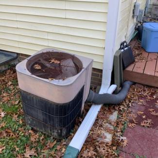 Old A/C Clintonville