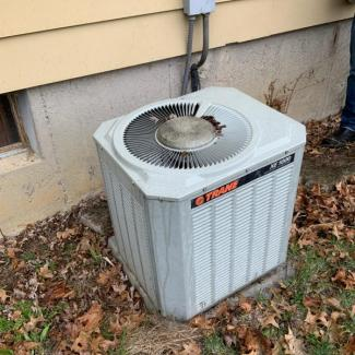 Old A/C Franklin