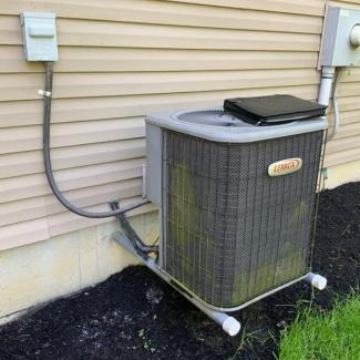 Old A/C Huber Heights