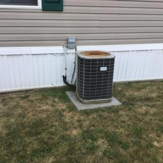 Old A/C Miamisburg