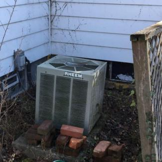 Old A/C Middletown
