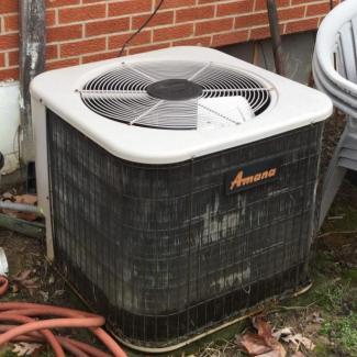 Old HVAC Milford