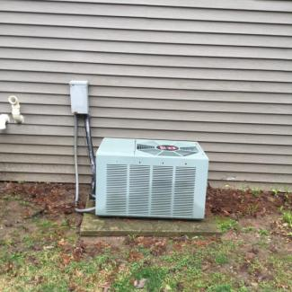 Old A/C Mt. Airy