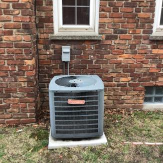 Old A/C Norwood