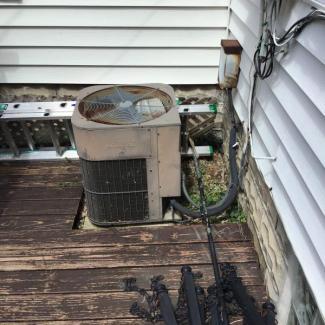 Old HVAC Springfield