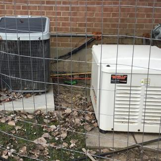 Old A/C Trotwood