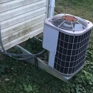 Old A/C Troy