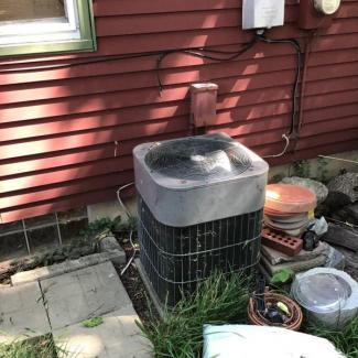 Old HVAC Vandalia