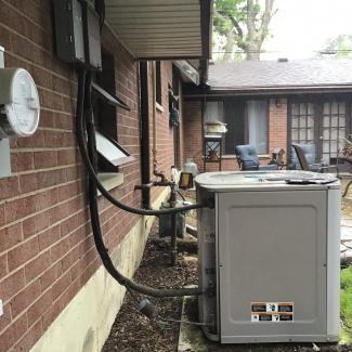 Old A/C West Chester
