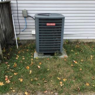 Old HVAC Xenia