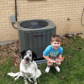 New air conditioner in dayton oh, new hvac in dayton oh,