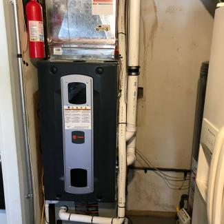 furnace and air replacement columbus