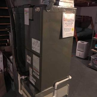 new heat pump system dublin oh