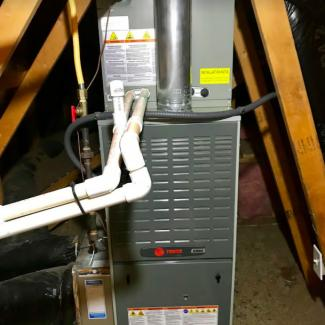 new furnace and air conditioner new albany columbus