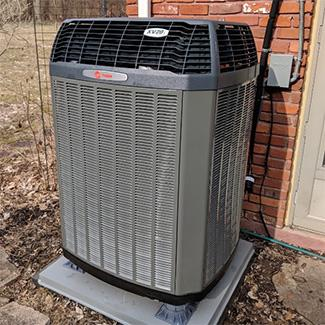 Jason from Dayton Heat Pump Installation