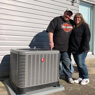 Kathy from West Milton Furnace & A/C Installation
