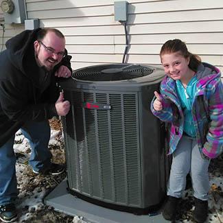 Kay Falmouth Kentucky HVAC Installation