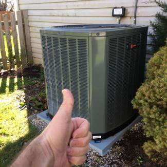 New furnace and air conditioner in springboro oh, new hvac in springboro oh