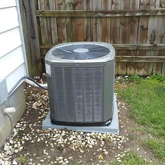 Missy Columbus HVAC replacement