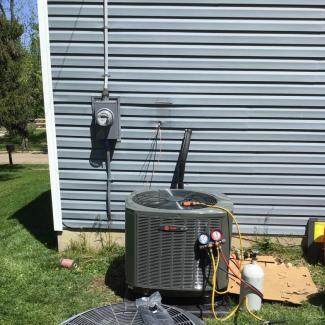 Heat Pump System Upgrade