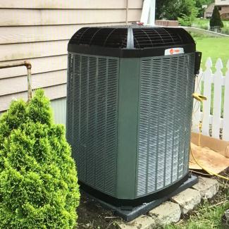 Trane HVAC Replacement