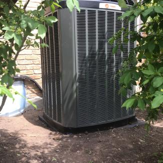 New Trane Heating & AC System