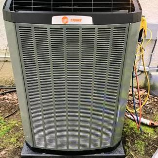 Bexley Heating/Cooling Upgrade