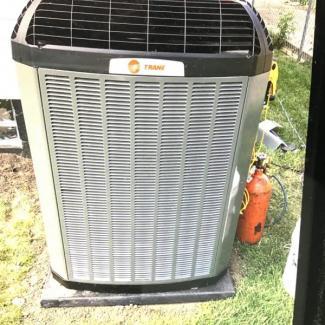 Trane HVAC Installation