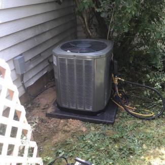 Trane Furnace & A/C Install