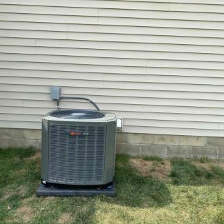 Trane Furnace & AC Upgrade