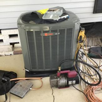 25 Year Old A/C Replacement