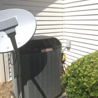 New HVAC System Install