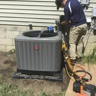 Rheem System Replacement