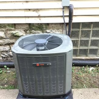 Trane HVAC Unit Upgrade
