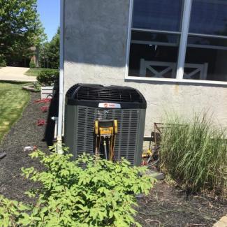 HVAC Installation In Hilliard